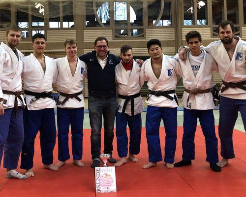 TSB Judoka Zweiter in Lohr