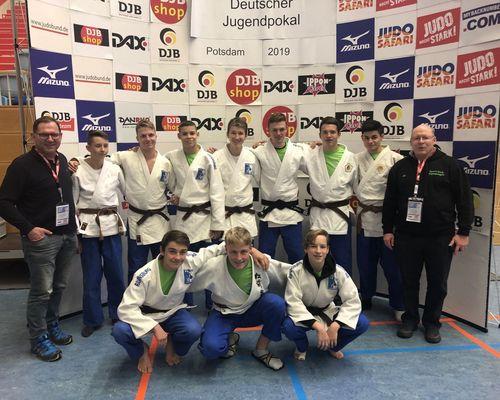 U18 Team scheidet beim Deutschen Jugendpokal aus