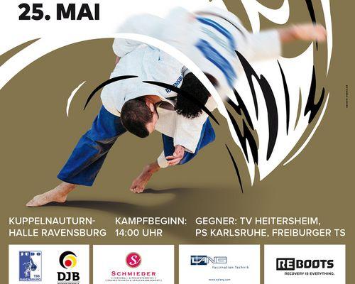 TSB Judoka kämpfen um die Meisterschaft in der BW Liga