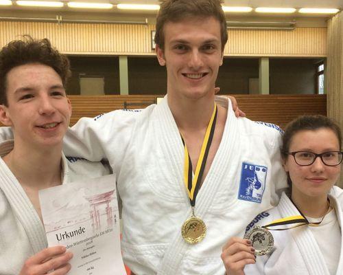 Oliver Leins ist Württembergischer Meister U21