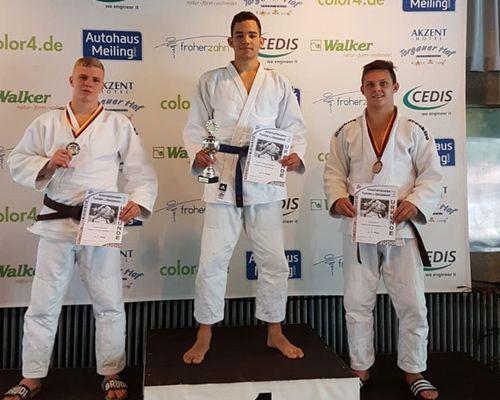 Lion Abboud Herbert gewinnt ITG