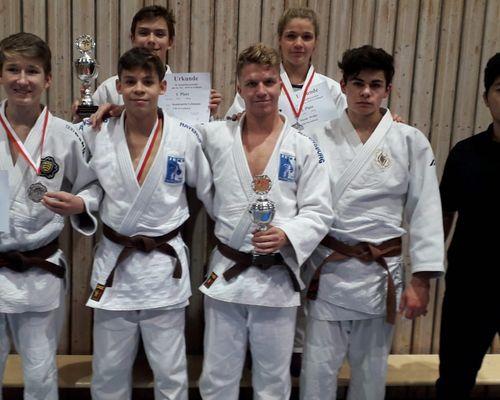 TSB Judoka stark beim Kappelbergturnier