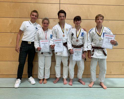 Arne Böhm und Nicole Weiler für die Deutschen Meisterschaften qualifiziert