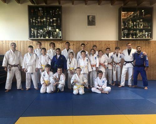 Ippon Girls & Power Boys Lehrgang mit Vache Adamjan