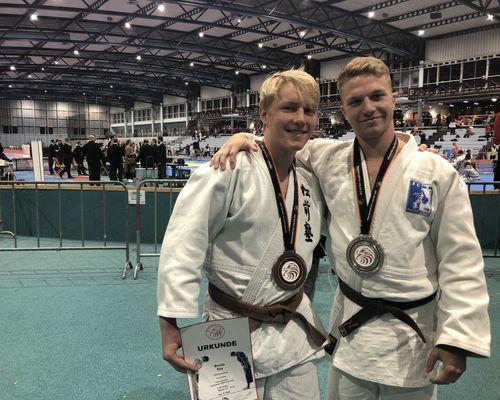 TSB Judoka Robin Weiler wird Zweiter bei internationalem Topturnier