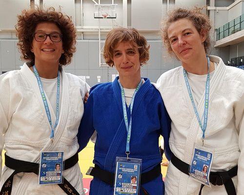 Megi Barth wird Dritte bei den Europameisterschaften