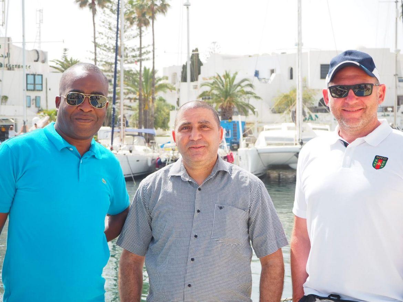 Freundschaft mit Judo Sousse