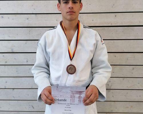 Marco Frey holt Bronze bei den Süddeutschen U 21
