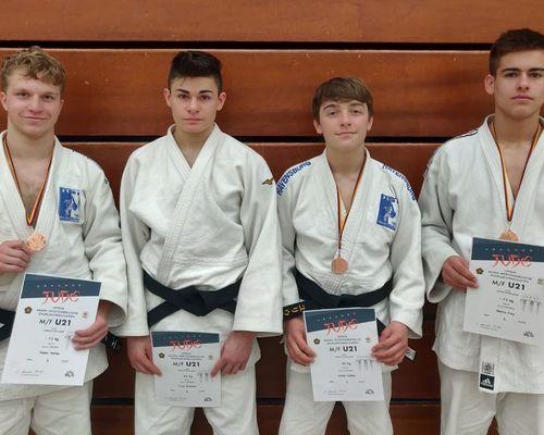 Vier U21 Männer qualifizieren sich für die Süddeutschen Meisterschaften
