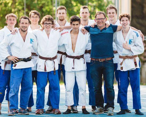 TSB Judoka sind mit 8:0 Punkten an der Tabellenspitze