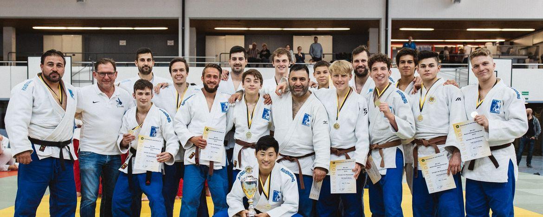TSB Judoka sind Baden-Württembergischer Meister