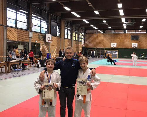 Micha Pohnert wird Dritter bei der Landesmeisterschaft