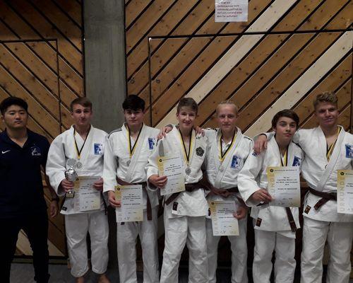 U 18 Team qualifiziert sich für Deutschen Jugendpokal
