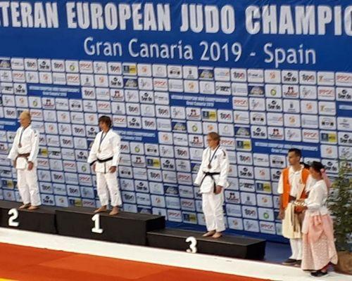 Megi Barth ist zweifache Europameisterin